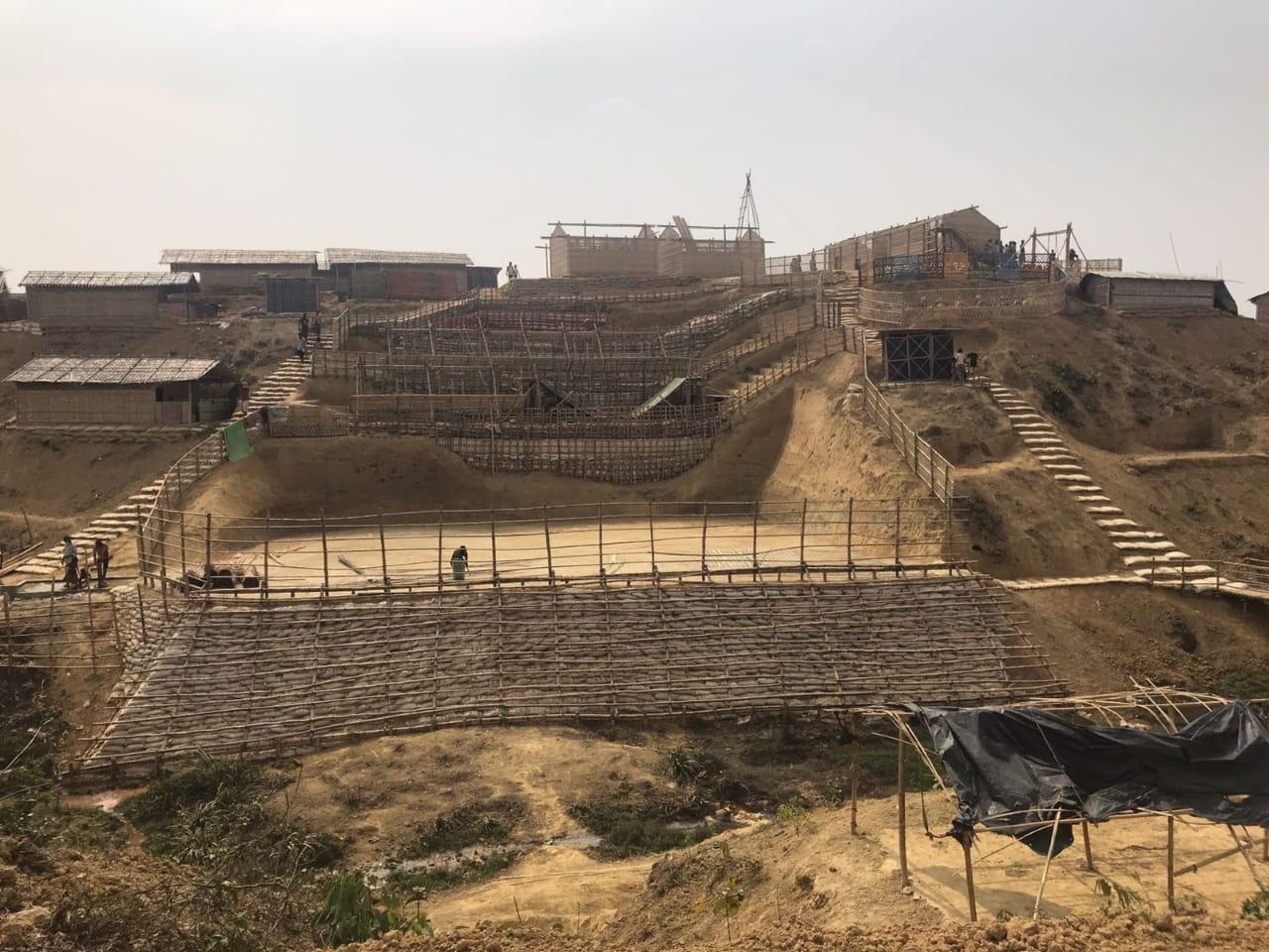 rohingya playground