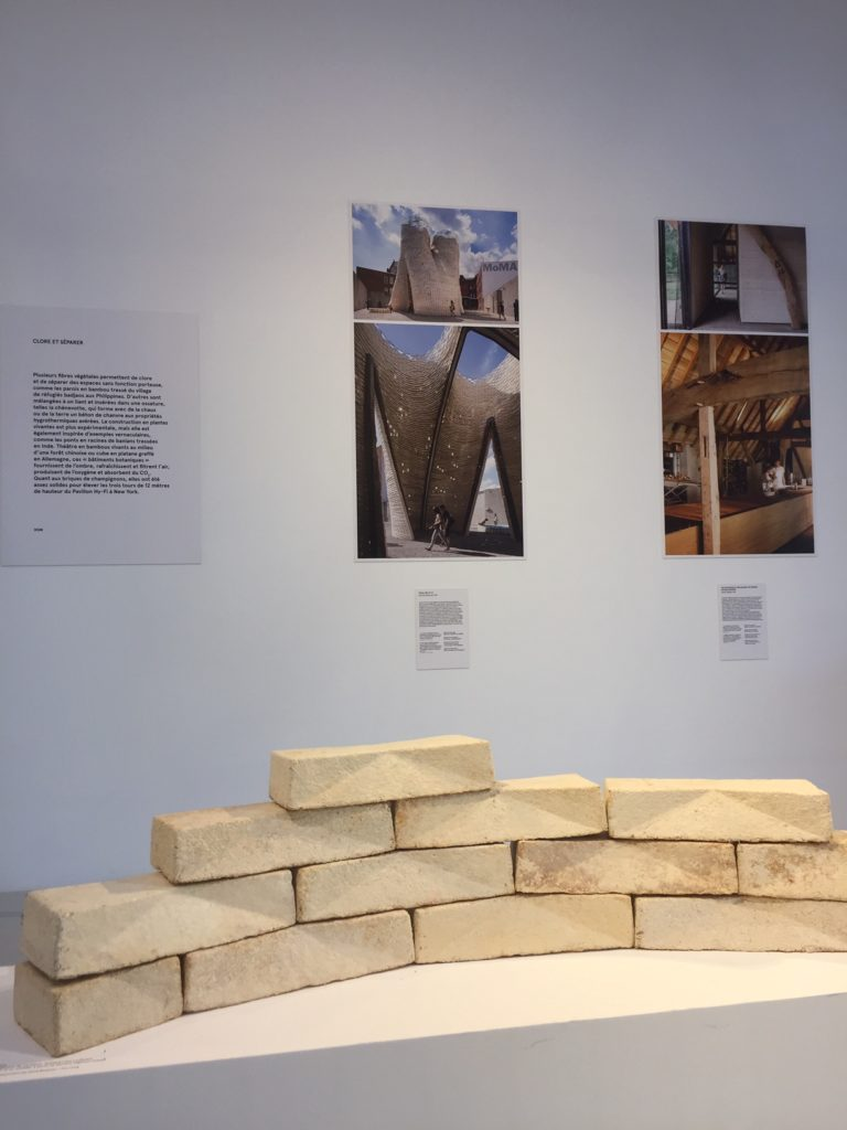 FIBRA Award, exposition au Pavillon de l'Arsenal à Paris le 24 septembre 2019