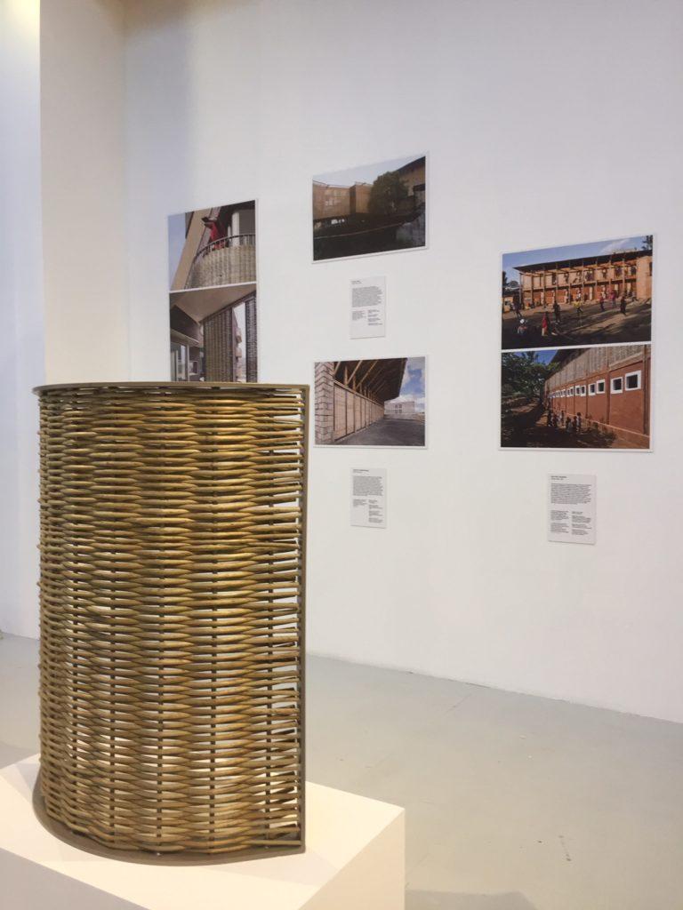 FIBRA Architectures, Pavillon de l'Arsenal, Paris, France